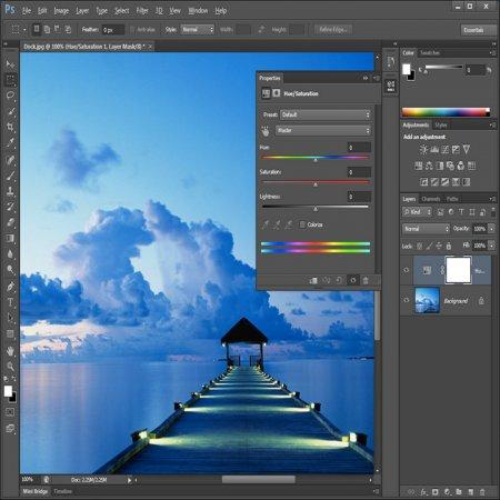 Adobe Photoshop CS6 скачать торрент