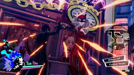 Persona 5 Strikers скачать торрент