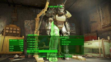Fallout 4 Механики скачать торрент
