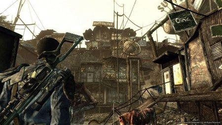 Fallout 3 с модами скачать торрент
