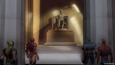 Marvel: Ultimate Alliance 2 скачать торрент