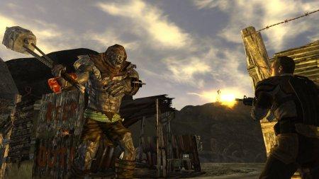Fallout New Vegas Механики скачать торрент