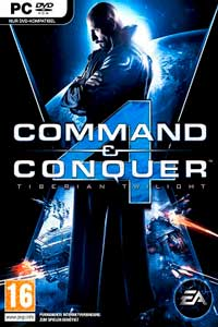 Command and Conquer 4: Tiberian Twilight скачать торрент