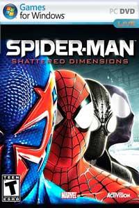 Spider-Man: Shattered Dimensions скачать торрент