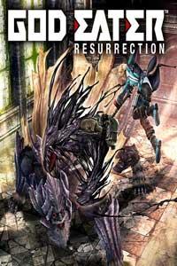 God Eater: Resurrection скачать торрент