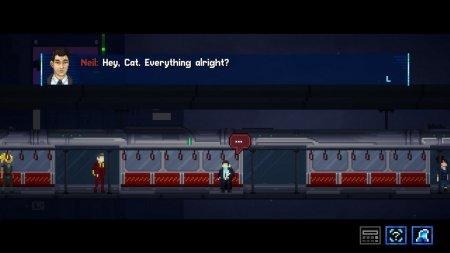 Lacuna – A Sci-Fi Noir Adventure скачать торрент