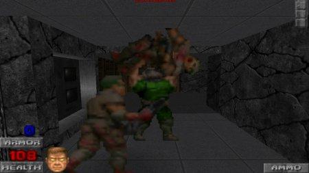 Brutal Doom скачать торрент