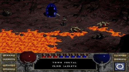 Diablo Hellfire скачать торрент