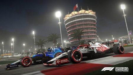 F1 2021 скачать торрент