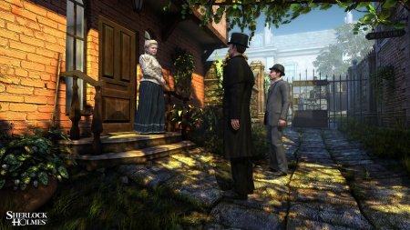 The Testament of Sherlock Holmes скачать торрент