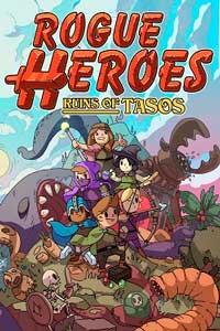 Rogue Heroes Ruins of Tasos скачать торрент