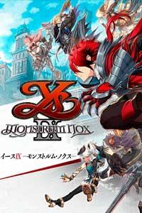 Ys IX: Monstrum Nox скачать торрент