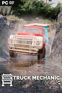 Truck Mechanic Dangerous Paths скачать торрент