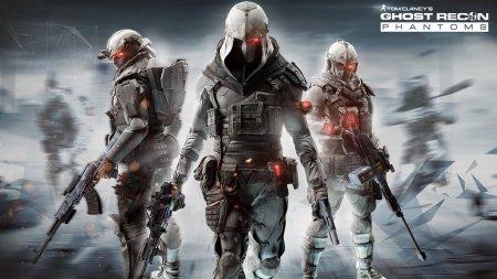 Tom Clancy's Ghost Recon Phantoms скачать торрент