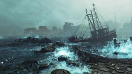Fallout 4: Far Harbor скачать торрент