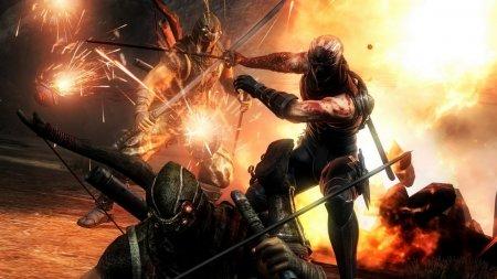 Ninja Gaiden 3 скачать торрент