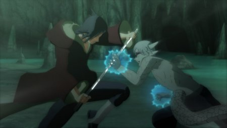 Naruto Shippuden: Ultimate Ninja Storm 3 Full Burst скачать торрент