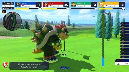 Mario Golf: Super Rush скачать торрент