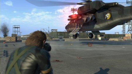 Metal Gear Solid 5: Ground Zeroes скачать торрент