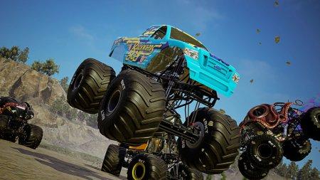 Monster Jam Steel Titans 2 скачать торрент
