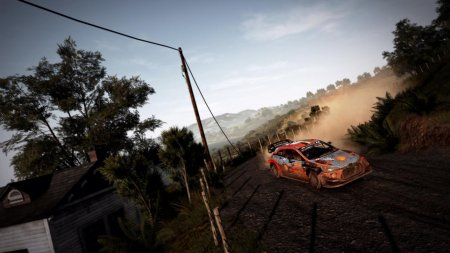 WRC 9 FIA World Rally Championship скачать торрент