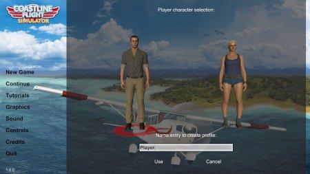 Coastline Flight Simulator скачать торрент