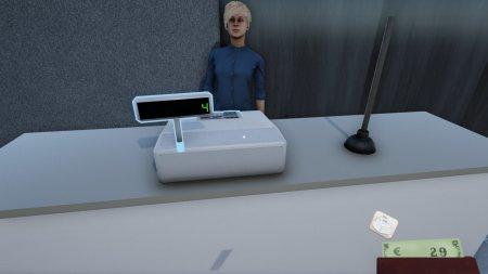 Toilet Management Simulator скачать торрент