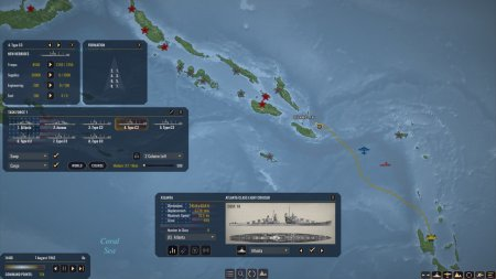 War on the Sea скачать торрент