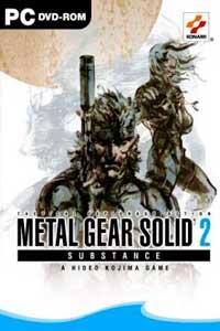 Metal Gear Solid 2 Substance скачать торрент
