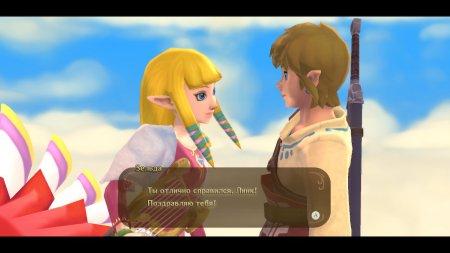 The Legend of Zelda: Skyward Sword HD скачать торрент