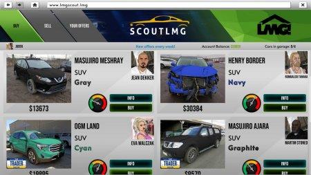 Car Trader Simulator скачать торрент