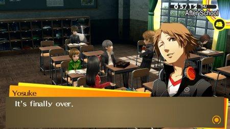 Persona 4 Golden скачать торрент
