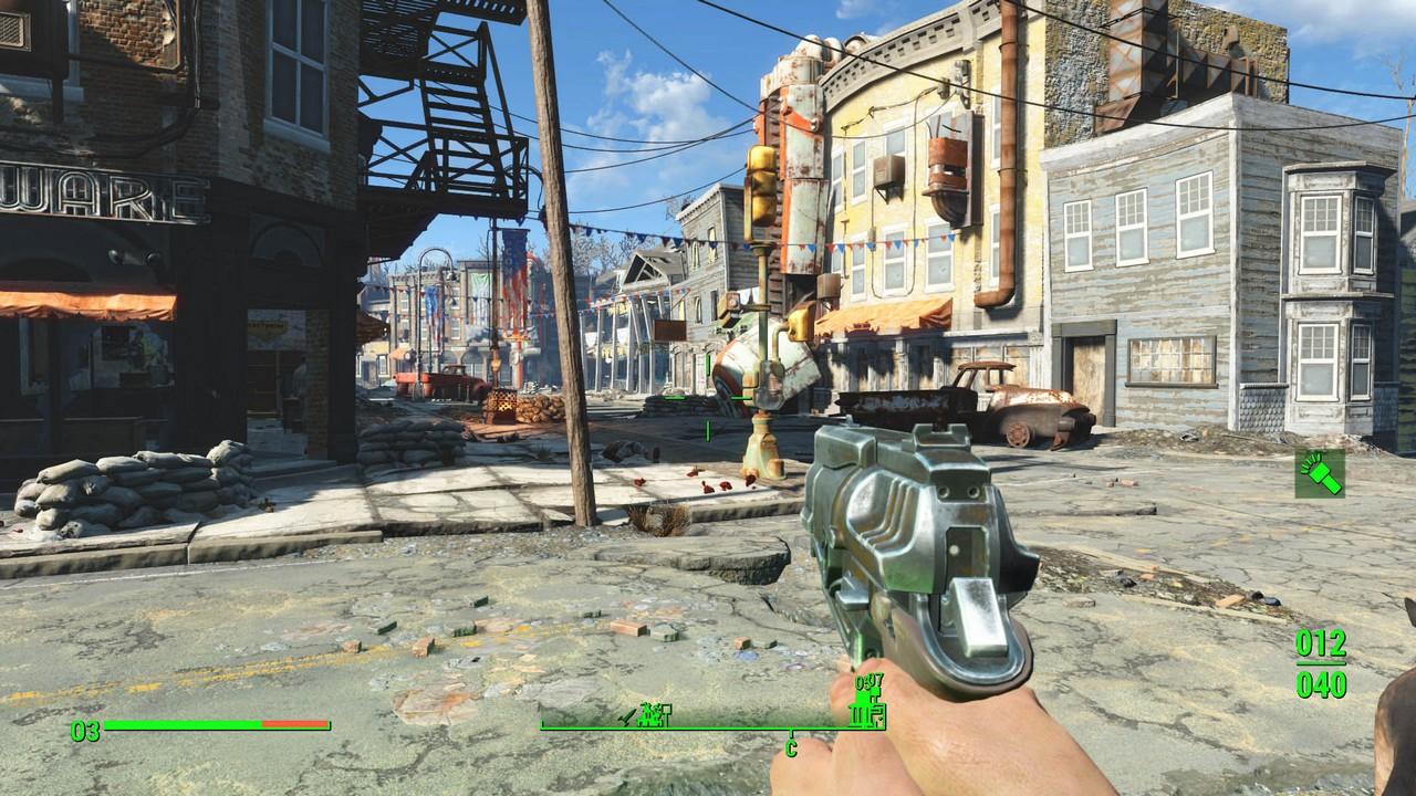 Скачать fallout 4 торрент от механики.