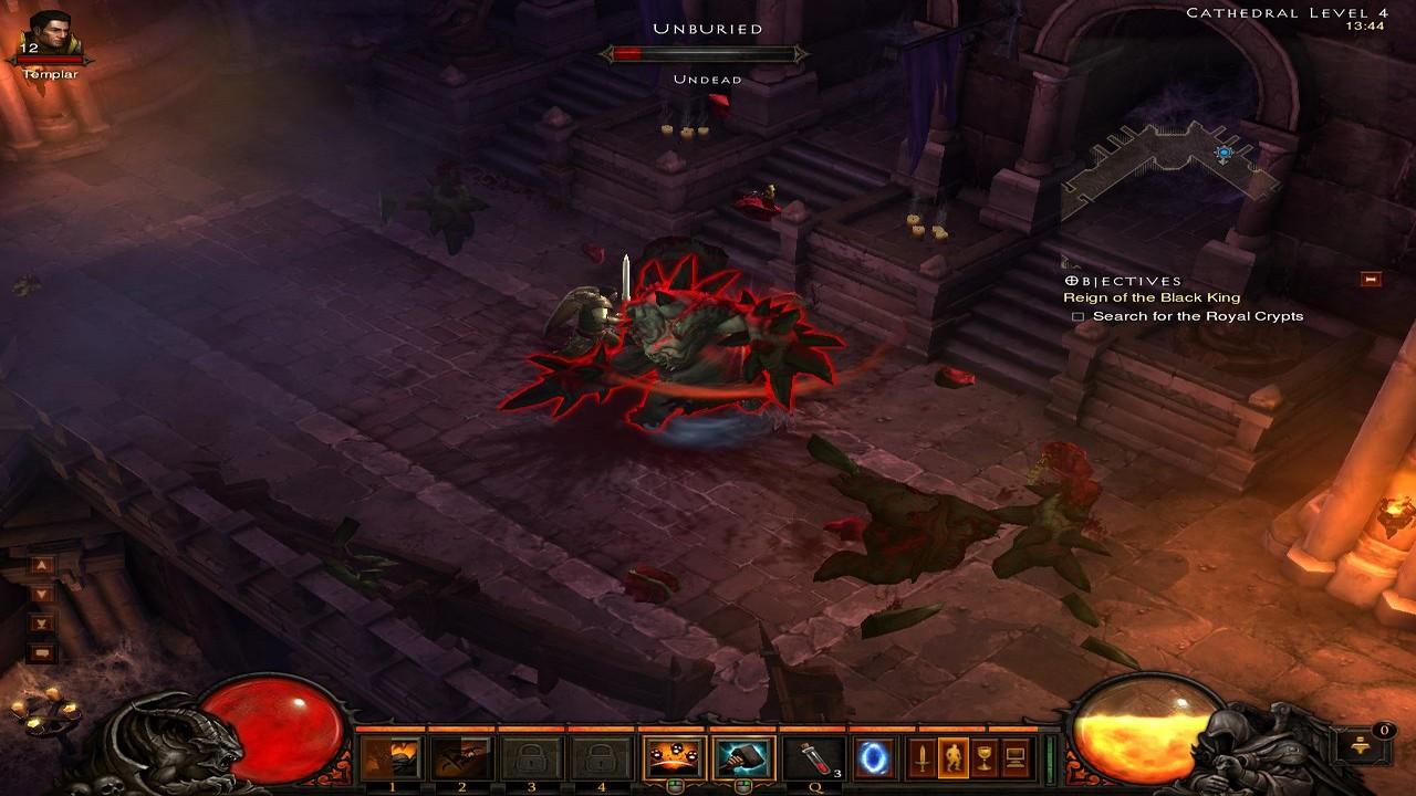 Diablo 3 скачать торрент на pc rus