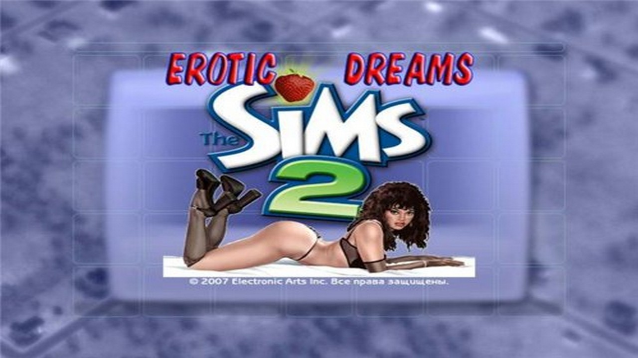 Sims 2 erotic dreams