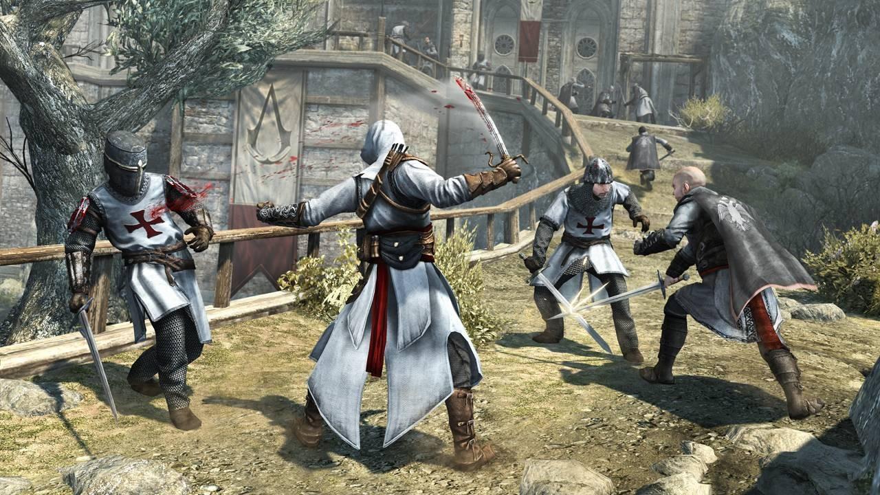 Assassins creed торрент 1