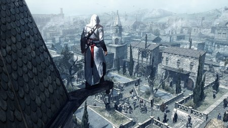 Assassin's creed 1 / Ассасин Крид 1