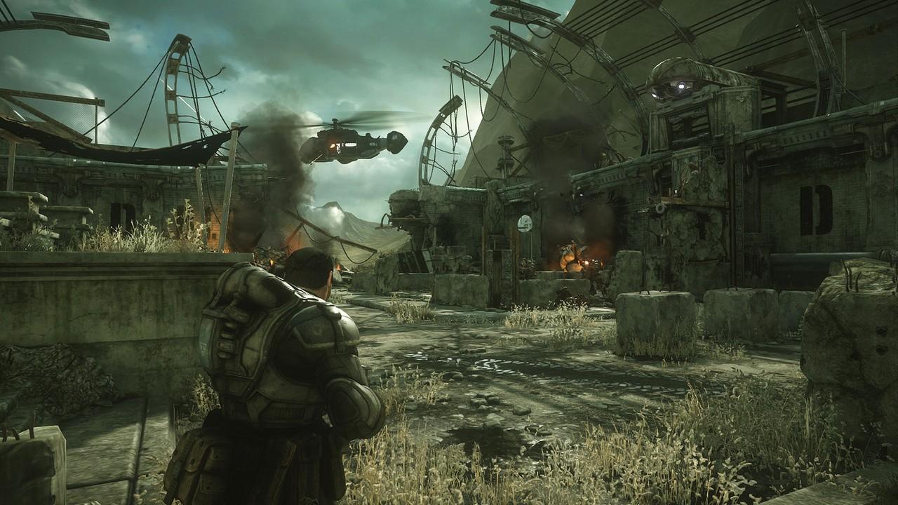 Скачать игру gears of war 2 через торрент от механиков prakard.