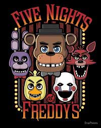 Five Nights at Freddy's 1 / 5 Ночей с Фредди