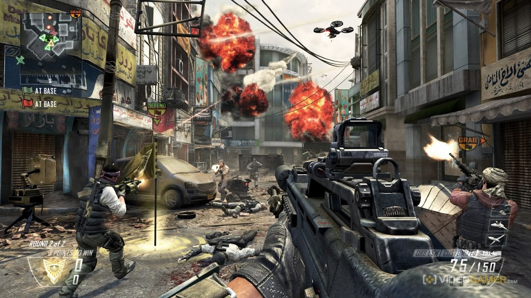 Call of duty black ops 2 torrent download +36 dlc + mp-bots.