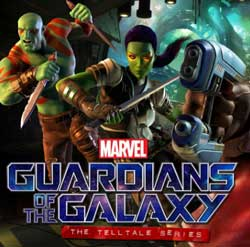 Marvel's Guardians of the Galaxy: The Telltale Series