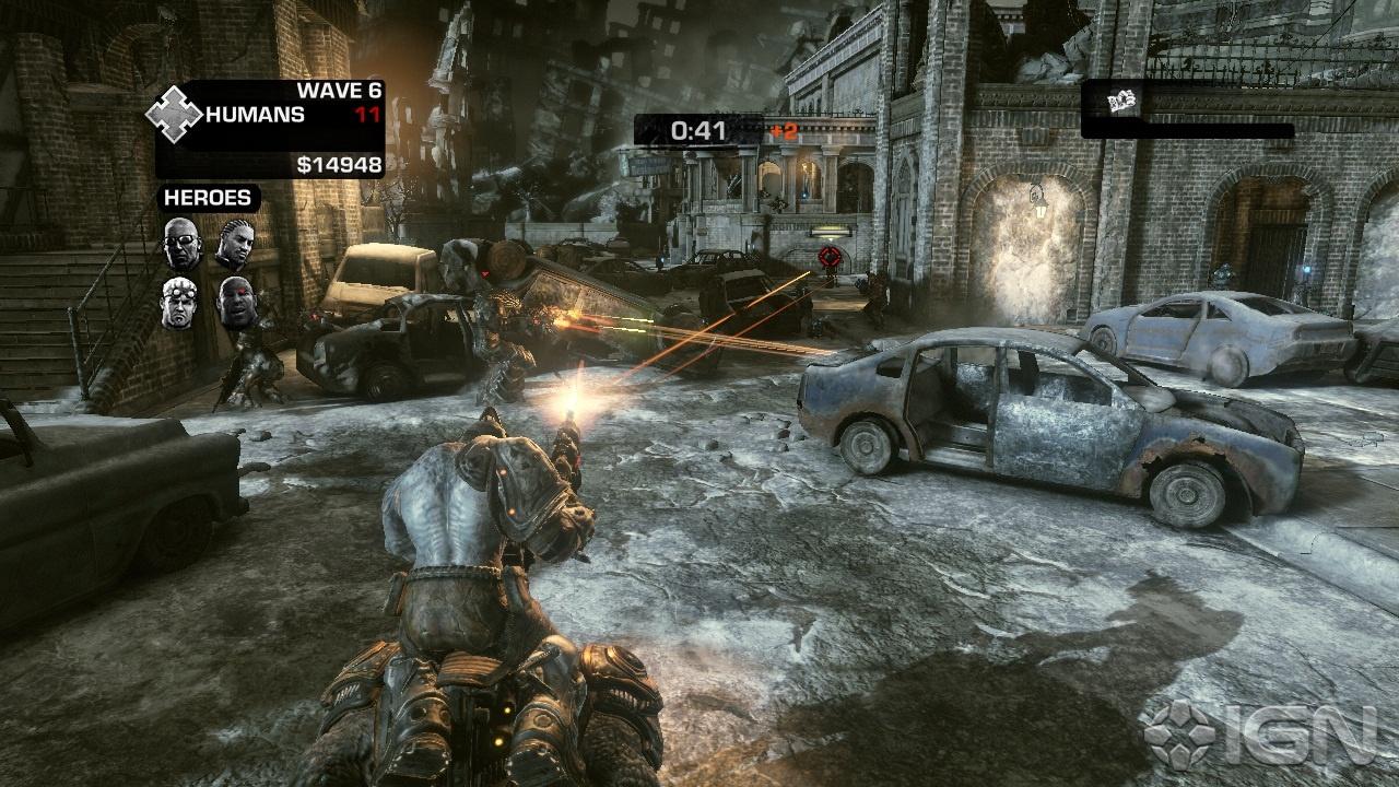 Gears of war pc games torrents.
