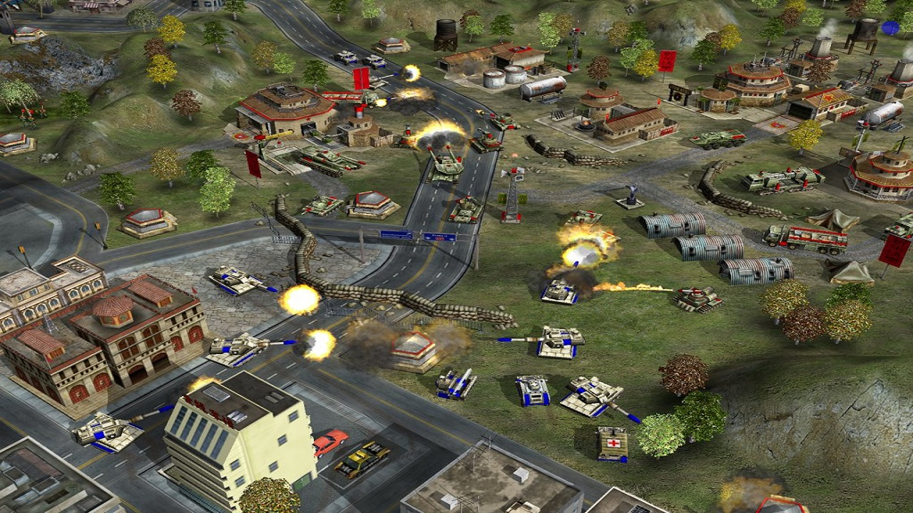 Command Conquer Generals Zero Hour Screen on Command And Conquer Generals Cd Key